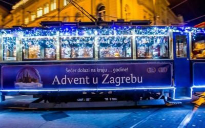 Korona Advent u Zagrebu 2020.